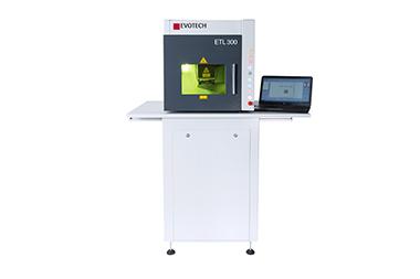ETL 300 Laser mit Markiersoftware von EVOTECH