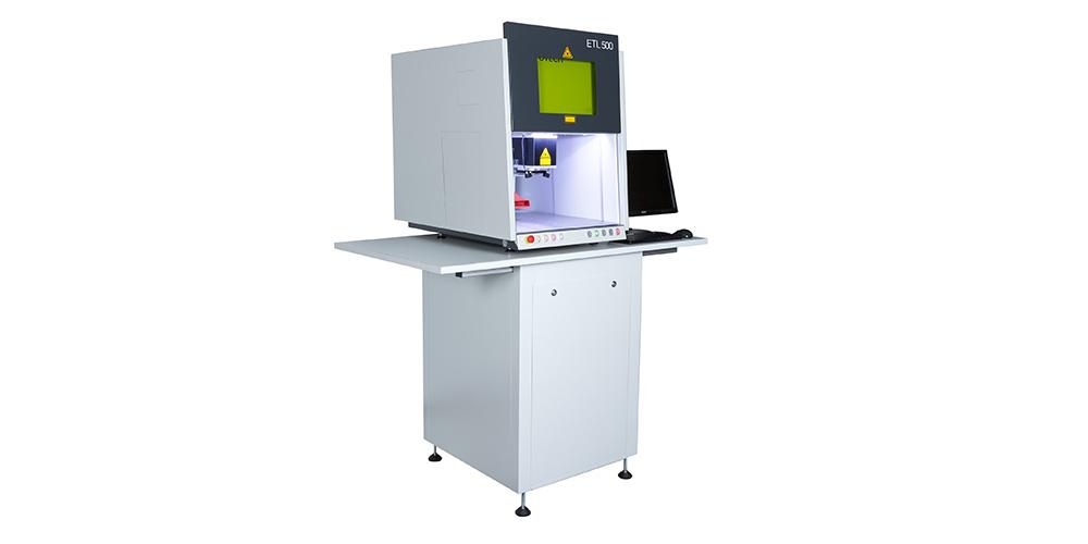 Lasergravurgerät ETL 500 von EVOTECH